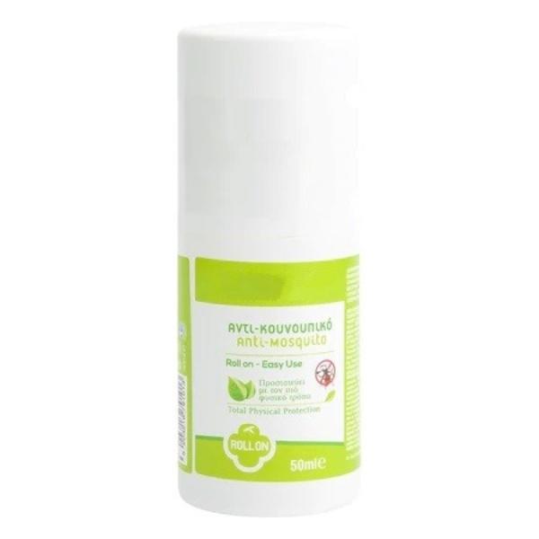 Lotiune Anti Tantari si Insecte pentru Adulti, Protectie Naturala, Roll On 50ml, Unisex [0]