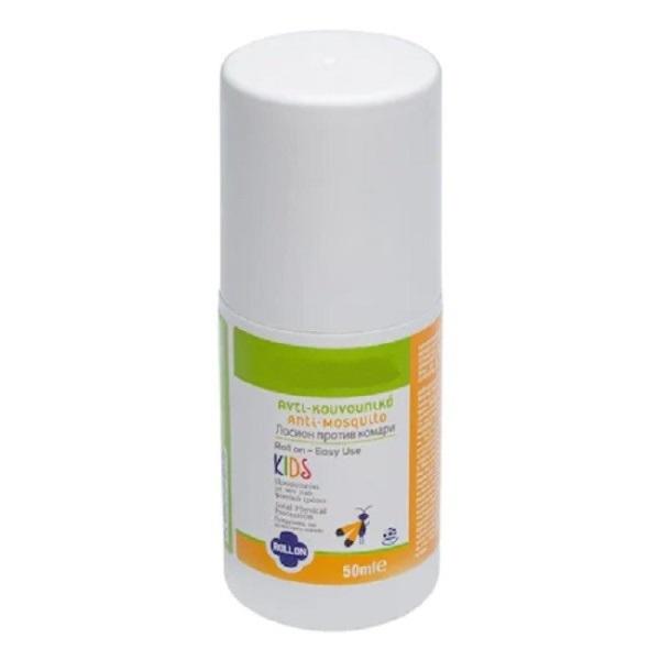 Lotiune Anti Tantari si Insecte pentru Copii, Protectie Naturala, Roll On 50ml, Unisex [0]