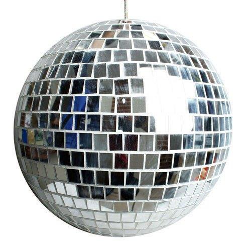 Set 10 Becuri Disco, Instalatie cu Oglinda, efect Stroboscop [1]