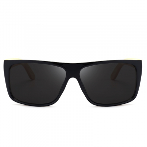 Ochelari Soare cu Rame Bambus si Protectie UV400 - Unisex2