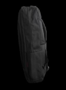 Ghiozdan tip Rucsac Profesional pentru Laptop cu Mufa Smart USB si AUX cu Mufa Jack- 7 Compartimente - Negru2