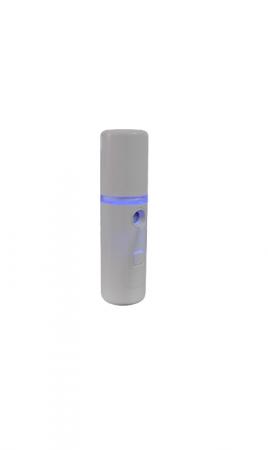 Dispozitiv 3in1 Pulverizator, Sterilizator, Umidificator cu Abur, 30ml, de Buzunar, cu Acumulator si USB, Alb [0]