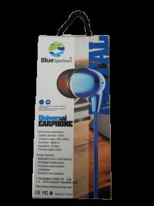 Casti Audio Blue Spectrum R5 Stereo cu Fir & Sunet Fin si Clar cu Bass Puternic [1]