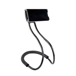 Suport Multifunctional Flexibil pentru Gat Reglabil compatibil Telefon sau Tableta Premium Vlog Universal5