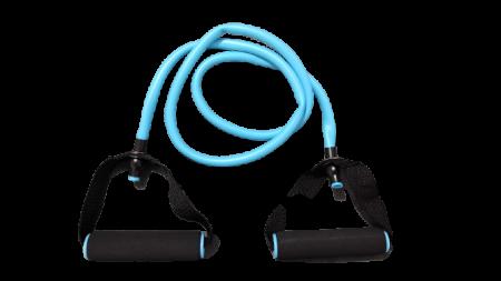 Set 3 Extensoare, Corzi din Latex Rezistent Extensibile si Elastice pentru Exercitii Fizice, Fitness, Aerobic, Pilatess, Yoga, Premium [1]