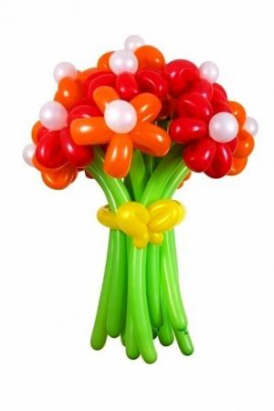 Set 45 Baloane Lungi pentru Modelat, cu Pompa Manuala pentru Umflat Incusa in Pachet, Pentru Petreceri [2]