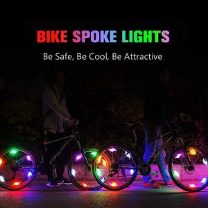 Dispozitiv Lumini LED pentru Spite Bicicleta6