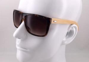 Ochelari Soare cu Rame Bambus si Protectie UV400 - Unisex [1]