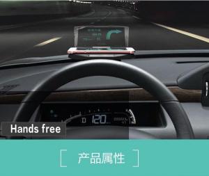 Heads Up Display HUD Suport Auto Telefon GPS Navigatie6