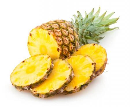 Feliator pentru Ananas, pentru Taiat Rondele in Spirala, din PVC Premium, Alb [3]