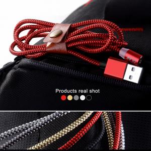 Cablu USB Textil Fast Charge cu Mufa Magnetica 360°12