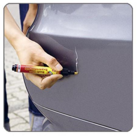 Carioca Corectoare pentru Zgarieturi pe Vopsea Auto, Compatibil pe orice Culoare, Permanent, Non Toxic [5]