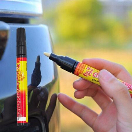 Carioca Corectoare pentru Zgarieturi pe Vopsea Auto, Compatibil pe orice Culoare, Permanent, Non Toxic [1]