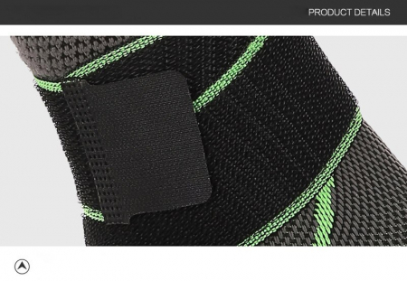 Glezniera pentru Protectie, Supraelastica, pentru Sportivi si Atleti, Premium, Original Deals® [10]