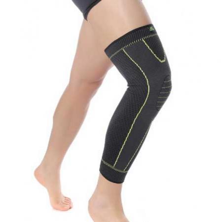 Protectie Elastica pentru Genunchi, Gamba si Picior, Supraelastica pentru Sportivi si Atleti, Premium, Original Deals® [0]