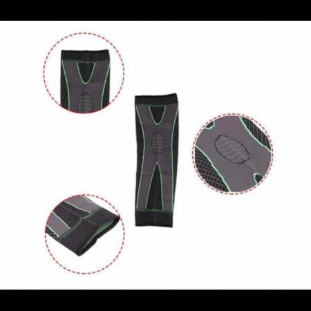 Protectie Elastica pentru Genunchi, Gamba si Picior, Supraelastica pentru Sportivi si Atleti, Premium, Original Deals® [3]