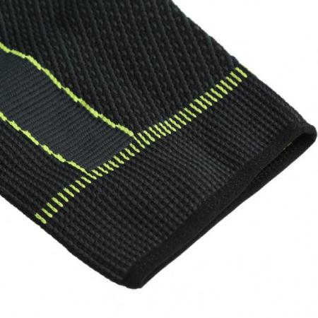 Protectie Elastica pentru Genunchi, Gamba si Picior, Supraelastica pentru Sportivi si Atleti, Premium, Original Deals® [8]