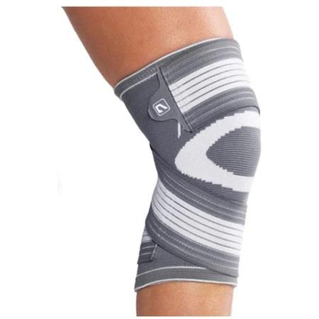 Genunchiera Supraelastica pentru Protectie Genunchi Picior, Marime Universala si Unica pentru Sportivi, Premium4