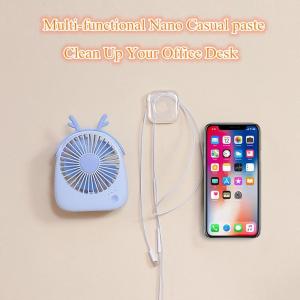 Suport Telefon Autoadeziv din Silicon Lipicios cu Posibilitate de Spalare pentru Folosire Indelungata13