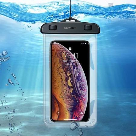 Husa Impermeabila pentru Telefon cu Touch Screen, Compatibilitate Maxim 6.5 Inch, pentru Activitati Acvatice [1]