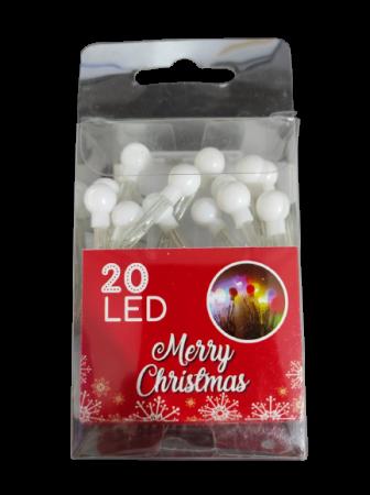 Instalatie Ghirlanda cu 20 de Becuri LED Color, RGB, Premium [4]