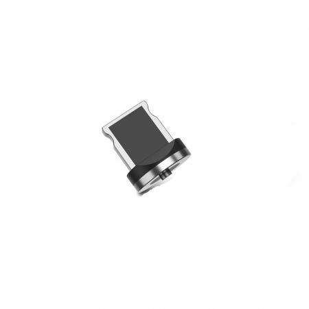 Mufa Magnetica cu Rotire 360° Pentru Cabluri USB cu incarcare Rapida si Transfer de Date 480MB/s, Noua Generatie5