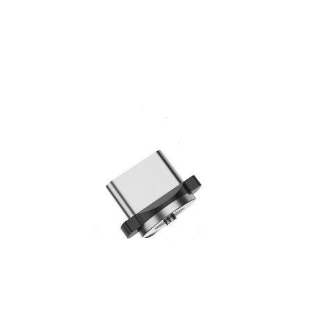 Mufa Magnetica cu Rotire 360° Pentru Cabluri USB cu incarcare Rapida si Transfer de Date 480MB/s, Noua Generatie6
