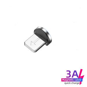 Mufa Magnetica 360° pentru Cablu USB MAgnetic - USB C - Apple - Micro USB0