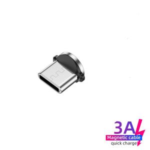 Mufa Magnetica 360° pentru Cablu USB MAgnetic - USB C - Apple - Micro USB3