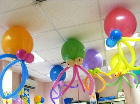 Set 45 Baloane Lungi pentru Modelat, cu Pompa Manuala pentru Umflat Incusa in Pachet, Pentru Petreceri [6]