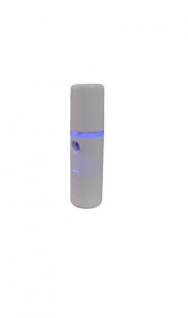 Dispozitiv 3in1 Pulverizator, Sterilizator, Umidificator cu Abur, 30ml, de Buzunar, cu Acumulator si USB, Alb [6]