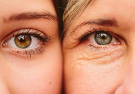 Compresa pentru Ochi cu Bile Reci, Tip Ochelari, Pentru Relaxare Faciala [1]