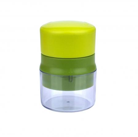 Razatoare Multifunctionala Premium pentru Usturoi, Nuci, Alune si Migdale, Calitate Premium ABS, Verde [13]