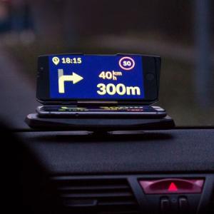 Heads Up Display HUD Suport Auto Telefon GPS Navigatie1