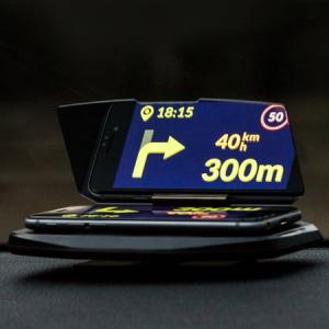 Heads Up Display HUD Suport Auto Telefon GPS Navigatie2