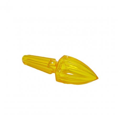 Storcator Manual pentru Citrice, Lamaie, Portocala, Grefa, Pomelo, 16 cm, Galben [2]