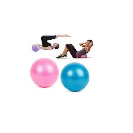 Minge Medicinala pentru Exercitii Fitness, Aerobic, Pilates, Yoga, Gonflabila, Premium 20cm, Rezistenta 100Kg [5]
