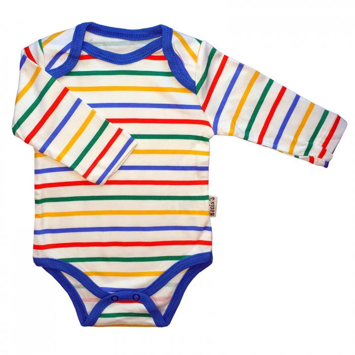 Body bebe dungi multicolore 0