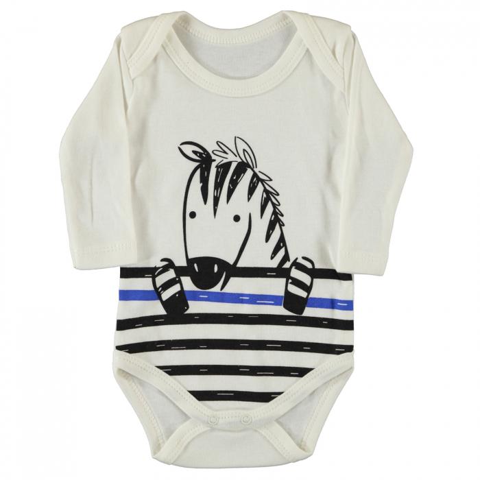 Body alb zebra 0