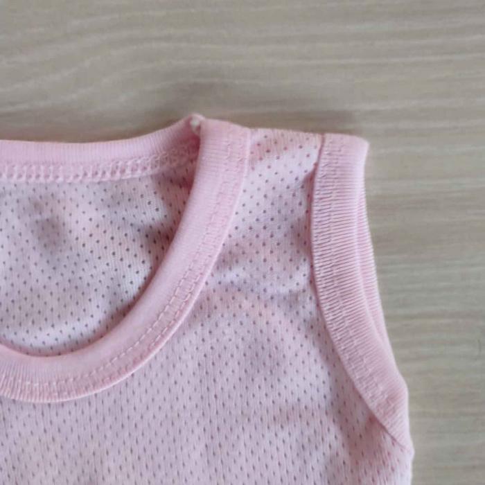 Body bebelusi maiou roz bumbac 0-9 luni [1]