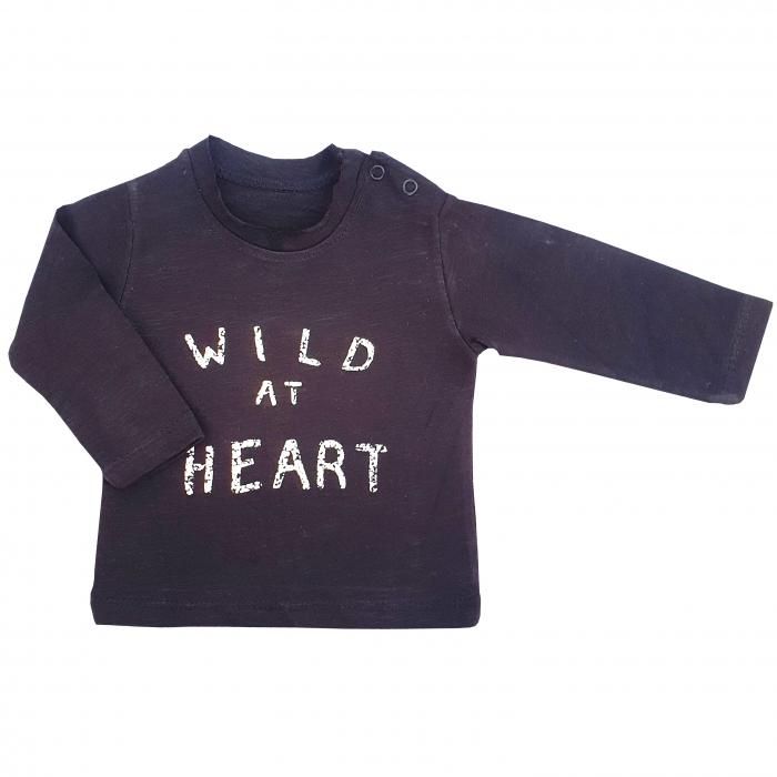 Set bluza, pantaloni si vestuta Wild at heart 2