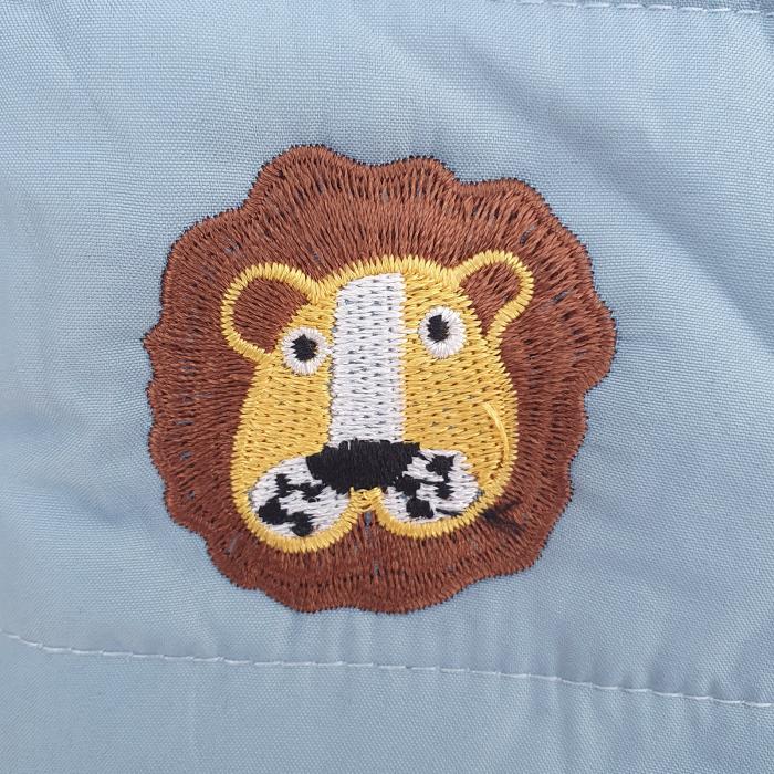 Set bluza, pantaloni si vestuta Wild at heart 3