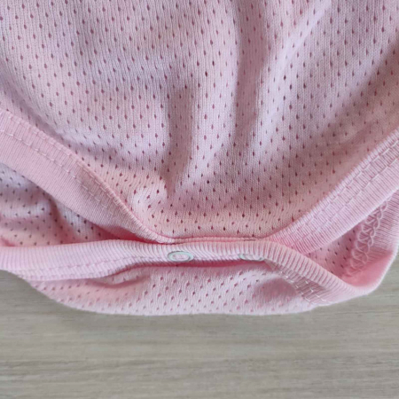 Body bebelusi maiou roz bumbac 0-9 luni [2]
