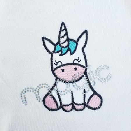Compleu fetita cu vesta roz unicorn1