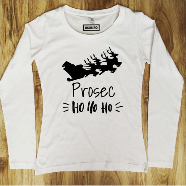 Bluza dama - Prosec Ho Ho Ho 0