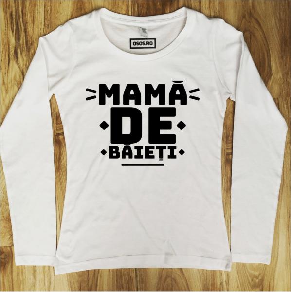 Bluza dama - Mama de baieti [0]