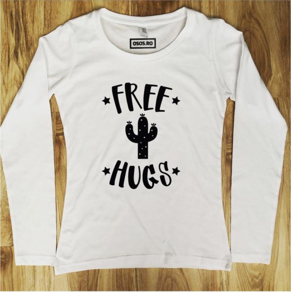 Bluza dama - Free hugs 0