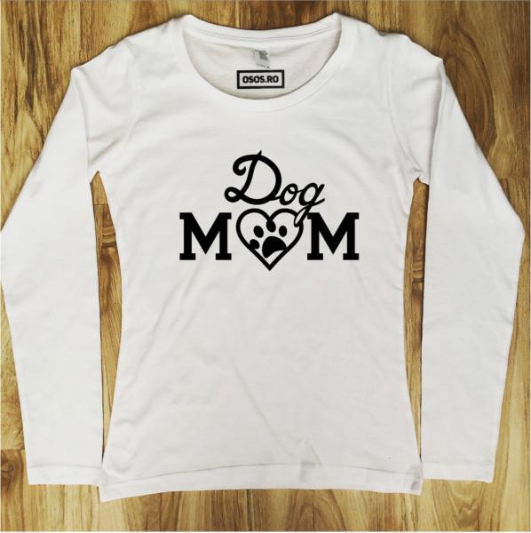 Bluza dama - Dog mom [0]