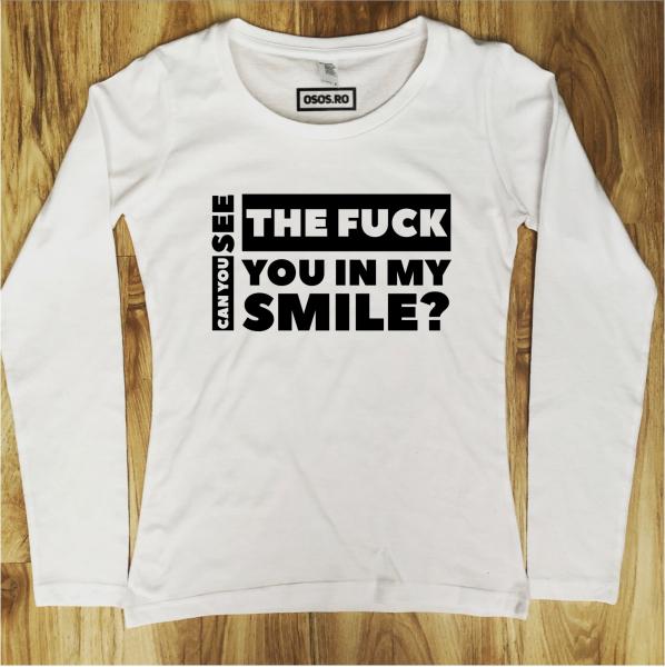 Bluza dama - Smile 0