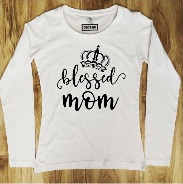 Bluza dama - Blessed mom [0]